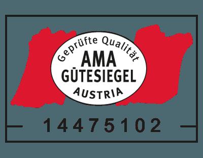 AMA Gütesiegel Lizenznummer